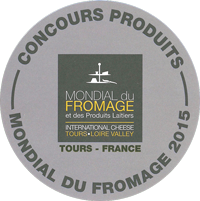 MONDIAL DU FROMAGE SILVER 2015