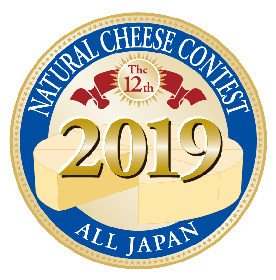 ALL JAPAN Natural Cheese Contest Gold 2019