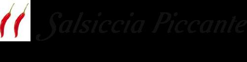 サルシッチャ ピッカンテ